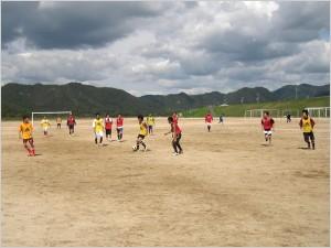 総社市スポーツ祭サッカー大会