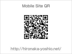 モバイルブログサイト QRコード