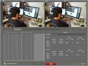 Flash Media Live Encoder