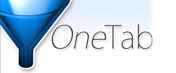 One Tab
