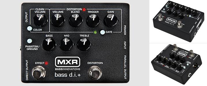 MXR M-80 Bass D.I. +