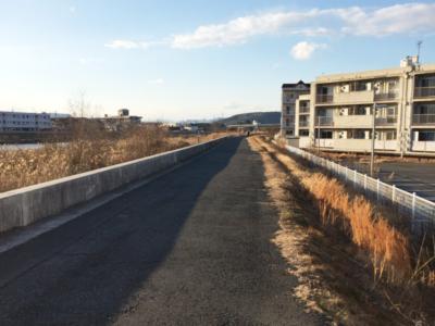 ランニングコース_遊歩道