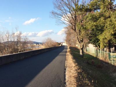 ランニングコース_岡山県南部健康づくりセンター横