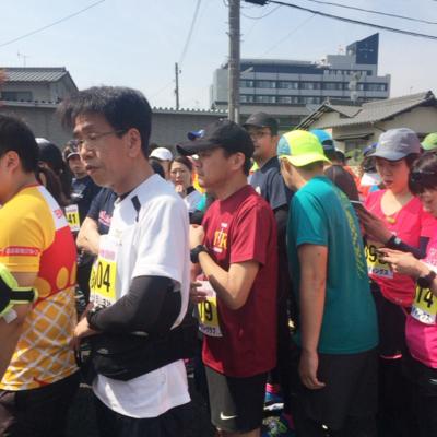 おかやま西大寺マラソン2018