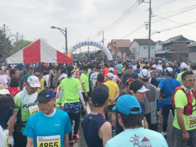 おかやま西大寺マラソン