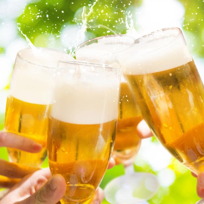 アルコール抜きランニング